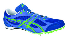 Asics Hyper MD blue neon green